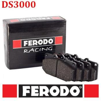 236A-FCP96R  BRAKE PADS FERODO RACING DS3000 LADA 1200 1,2