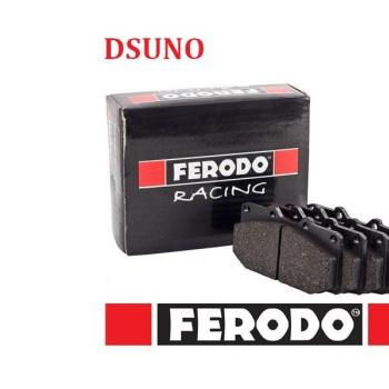 46A-FCP1001Z PASTILLAS DE FRENO FERODO RACING DSUNO MERCEDES E500 (W211) 5.0 24v - For vehicles without sports package