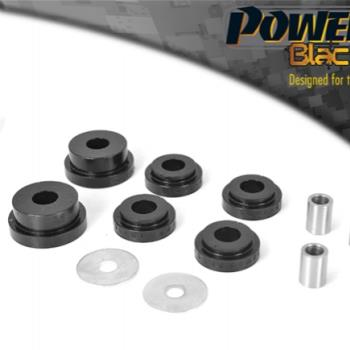 PFF19-100BLK POWERFLEX BUSHES BLACK  Ford Sierra Sapphire Cosworth 4WD,1