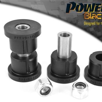 PFF19-102BLK POWERFLEX BUSHES BLACK  Ford ESCORT MK3-4, ORION,2
