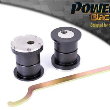PFF57-801BLK SUPPORTI POWERFLEX BLACK  Porsche Boxster 987 (2005-2012),1