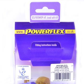 PFF85-213 POWERFLEX BUSHES  Porsche 924 and S (all years), 944 ,2