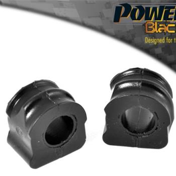 PFF85-411-23BLK SUPPORTI POWERFLEX BLACK  Volkswagen New Beetle & Cabrio 2WD ,6