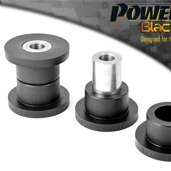 PFF85-501BLK POWERFLEX BUSHES BLACK  Seat Leon MK3 5F (2013-) Multi Link,1