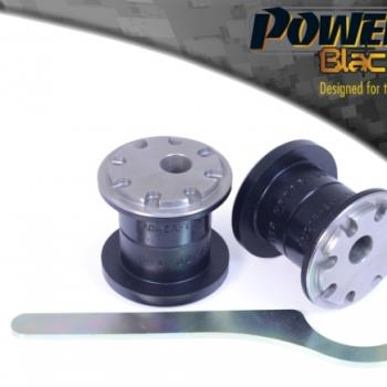 PFF85-501GBLK POWERFLEX BUSHES BLACK  Seat Leon MK3 5F (2013-) Multi Link,3