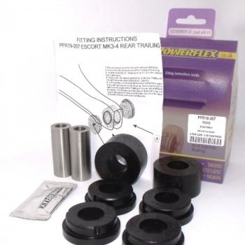 PFR19-207 POWERFLEX BUSHES  Ford ESCORT MK3-4, ORION,5