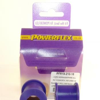 PFR19-210-16 POWERFLEX BUSHES  Ford ESCORT MK3-4, ORION,9