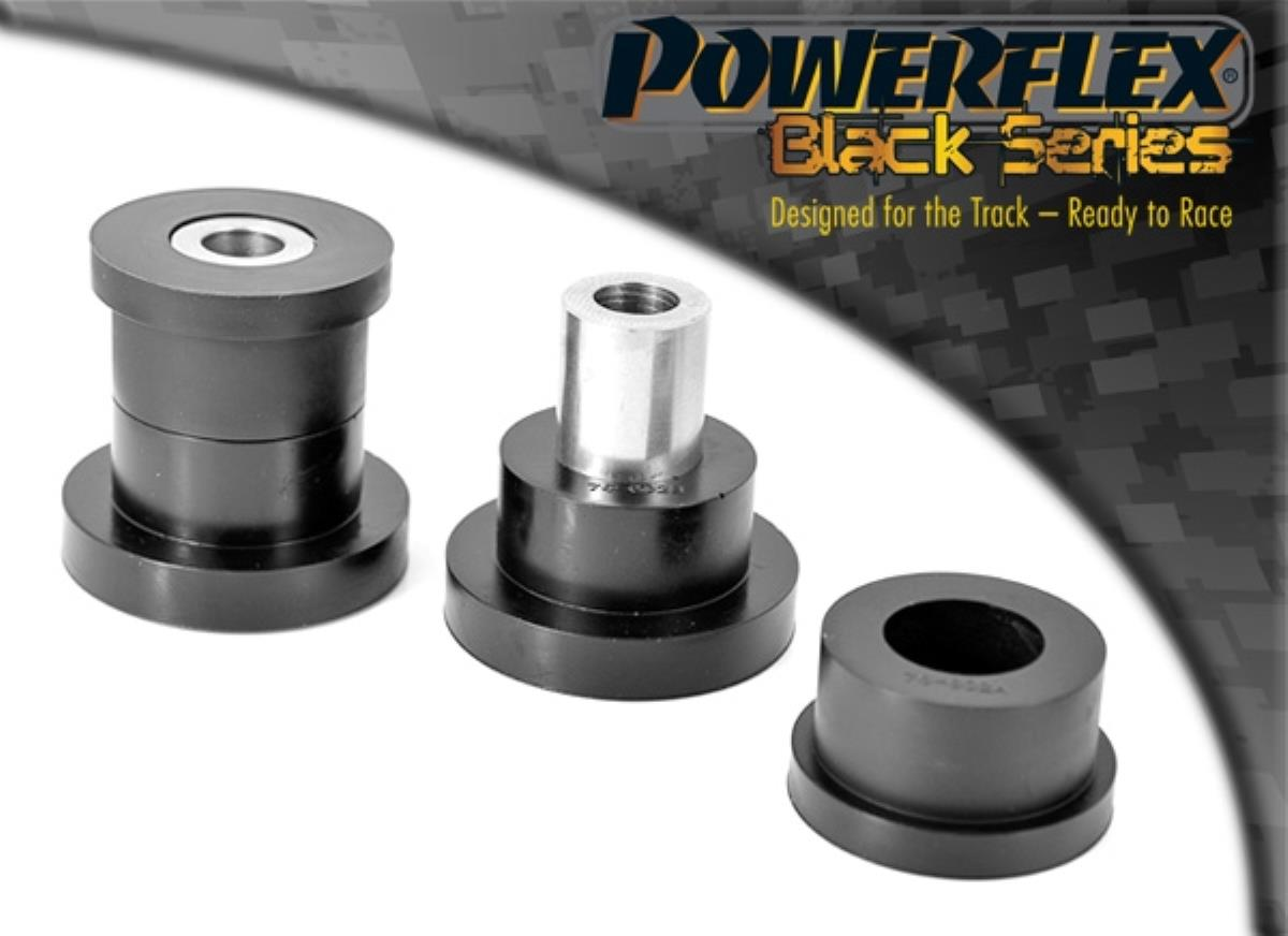 PFF76-602BLK SUPPORTI POWERFLEX BLACK  Toyota Supra 4 JZA80 (1993-2002),2 - 1