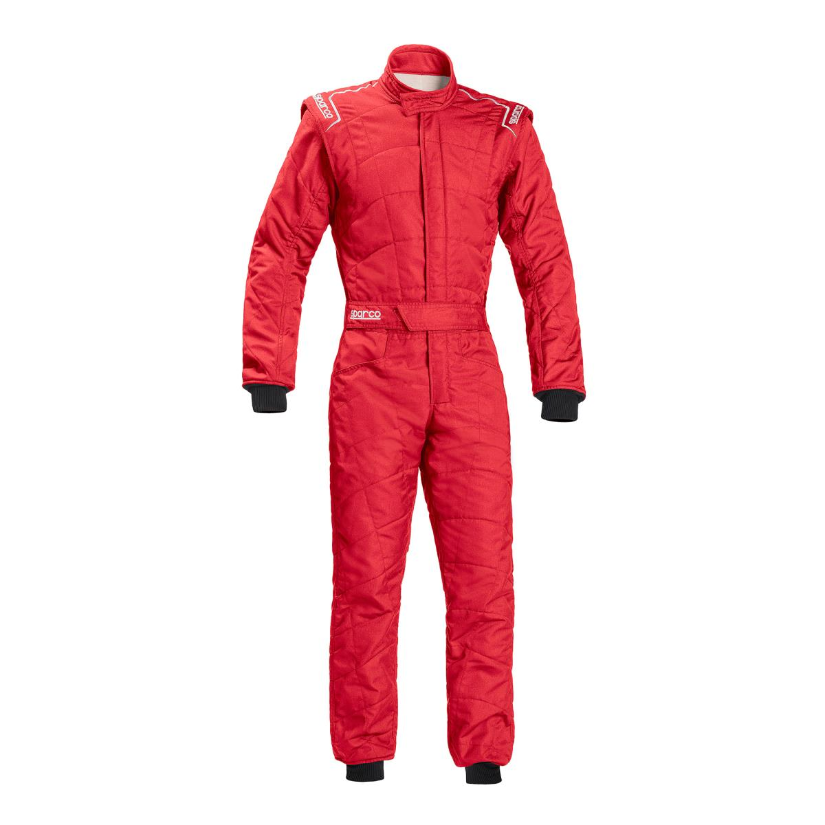 RENNOVERALL  SPARCO R548 SPRINT RS-2.1 T   Tg.52 FARBE ROT - 1